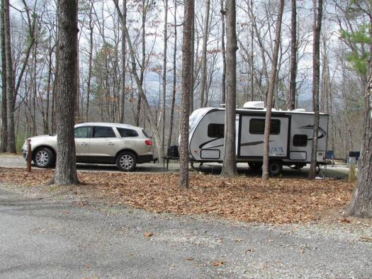 Camp site review: Keowee-Toxaway State Park – The Family