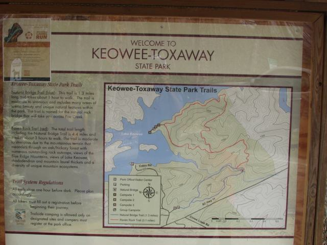 Keowee Toxaway State Park-The Family Glampers