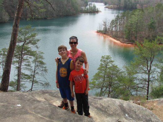 Camp site review: Keowee-Toxaway State Park – The Family Glampers