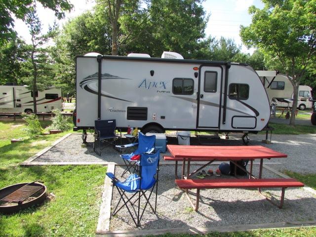 Cherry Hill RV Park Campground