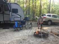 Devils Fork State Park Lake Jocassee - The Family Glampers - 7