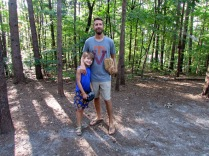 Devils Fork State Park - The Family Glampers